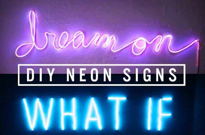 NEON SIGN KIT FREE DOWNLOAD