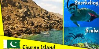 Charna Island Snorkeling Scuba diving Cliff Diving