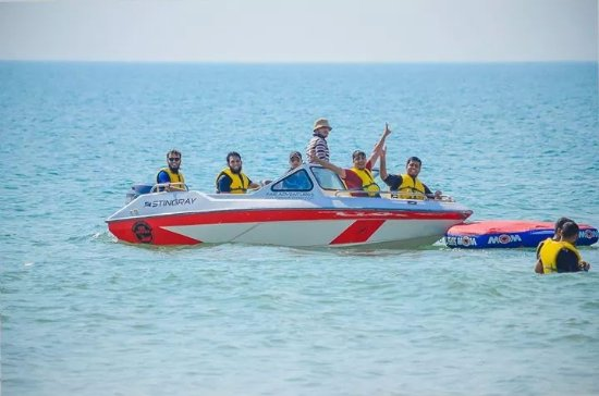 Speed Boats Available