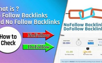 What is Difference Between DoFollow Backlinks NoFollow Backlinks