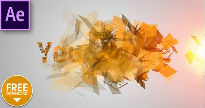 CC Practical System Text Animation Adobe After Effects