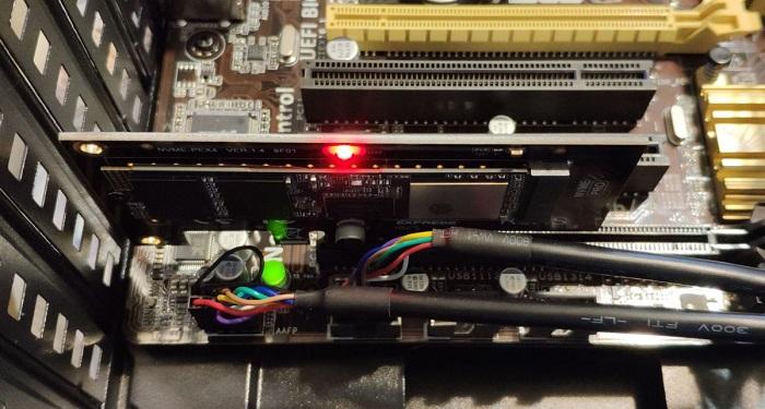ADATA XPG SX8200 Pro 512 GB Testing