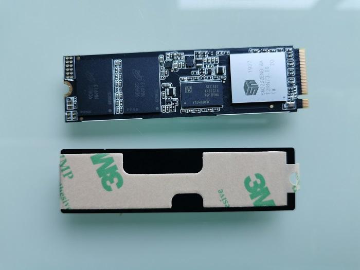 XPG SX8200 Pro 512 GB
