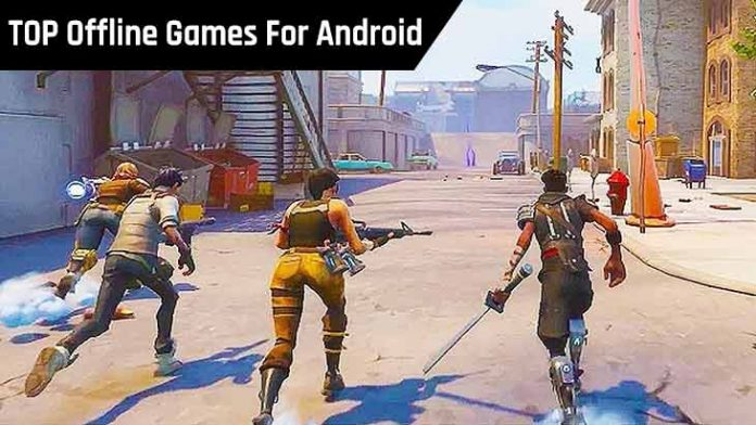 TOP Offline Games For Android