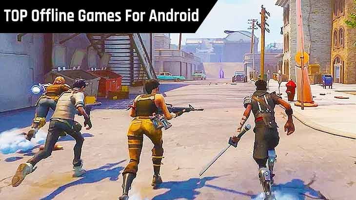 best offline games free for android