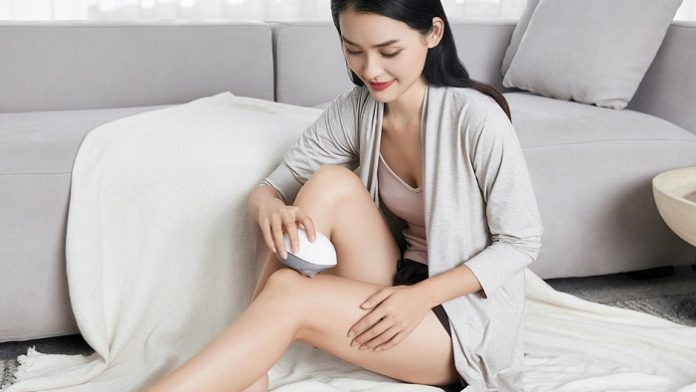 Xiaomi Introduced Acupuncture Massager