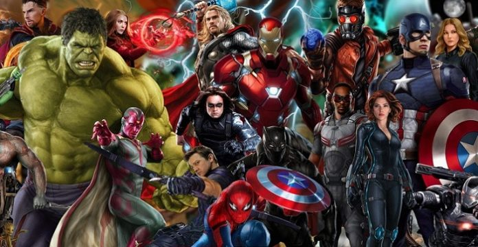 A bunch of Marvel and Disney the migration of Avengers from the movie to the TV series and back Avengers