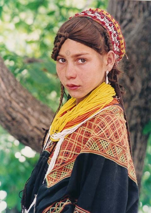 hunza valley girl