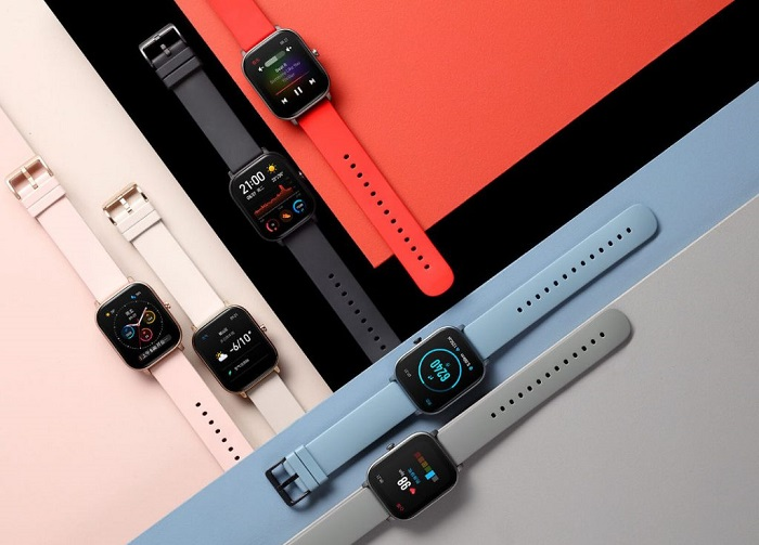 Amazfit Smart Sports Watch Amazfit GTS Amazfit X Smart watches Today presented two new models