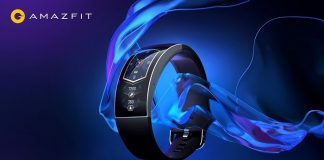 Huami Smart Watch Surprised With A Flexible Display