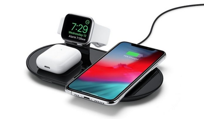 Mophie Charging Mat Introduced - Wireless Charger Substitute