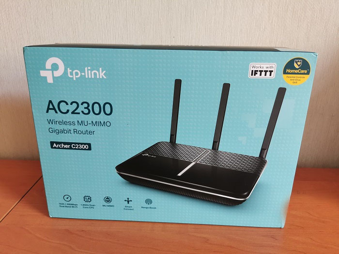 TP-Link network equipment