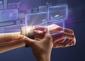 Wearable devices keep afloat smartphone makers
