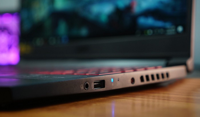 Acer-Nitro-7 digital HDMI 2.0, one USB 3.1