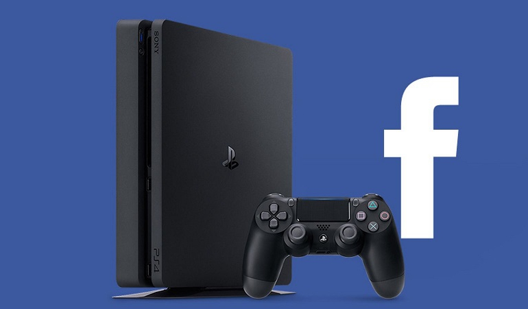 Facebook , PlayStation 4 , Sony , gamers , Game console , Game console , Console