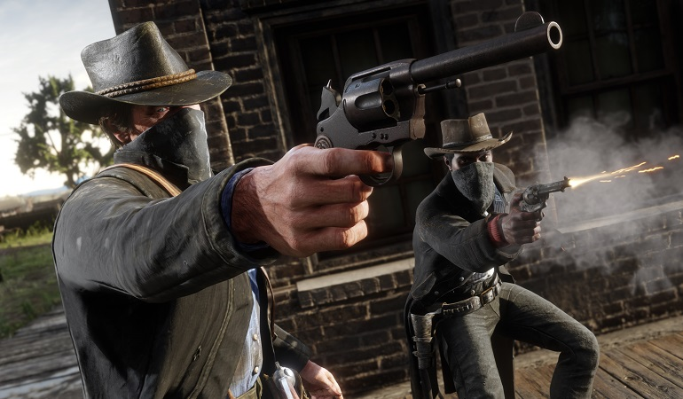 rock star games Red Dead Redemption 2