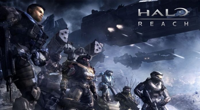 Halo Game Reach will be released on PC in a couple of weeks