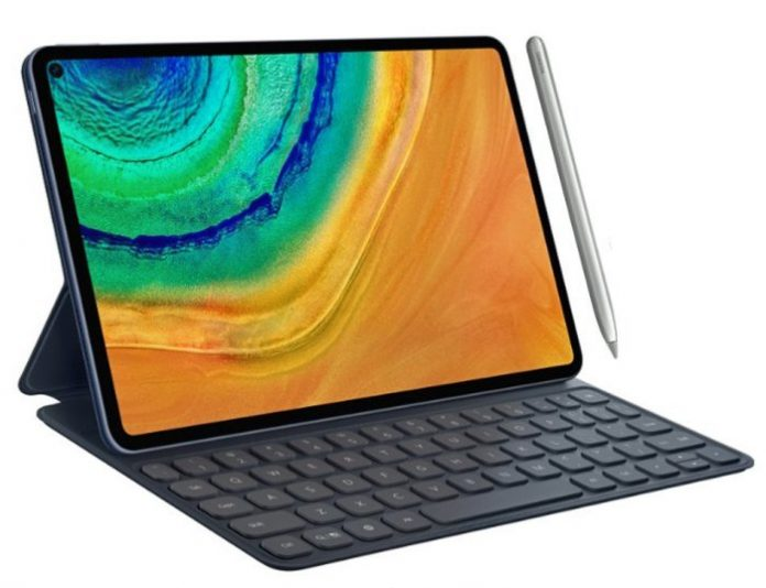 Huawei MatePad Pro tablet will charge super-fast