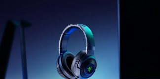 New Razer Kraken headphones give gamers a head start
