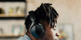 V-Moda introduced studio headphones for musicians