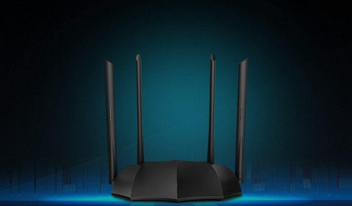 Introduced Tenda AC8 Dual Band Router