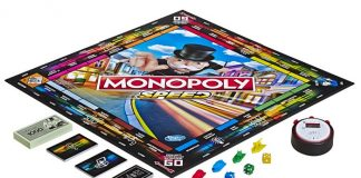 Monopoly game for haste released