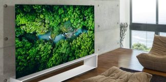 LG Smart TV will recently introduce eight 8K Smart TV