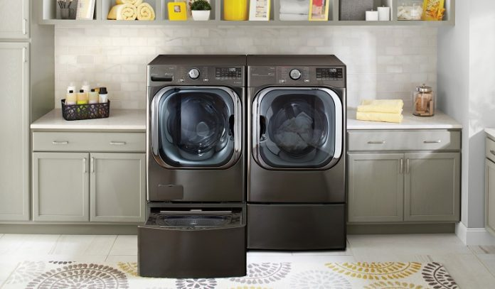 LG washing machines get smarter