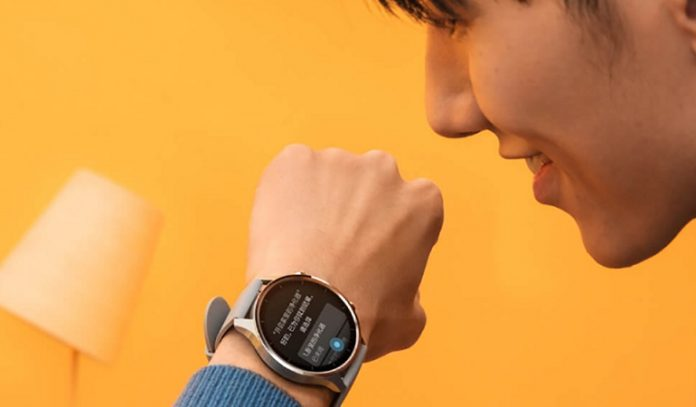 Mi Watch Color Introduced the bright smart watch