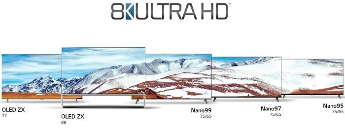 lg, LG 8K OLED TV, LG OLED TV, NanoCell, Announcement, smart TV, TV