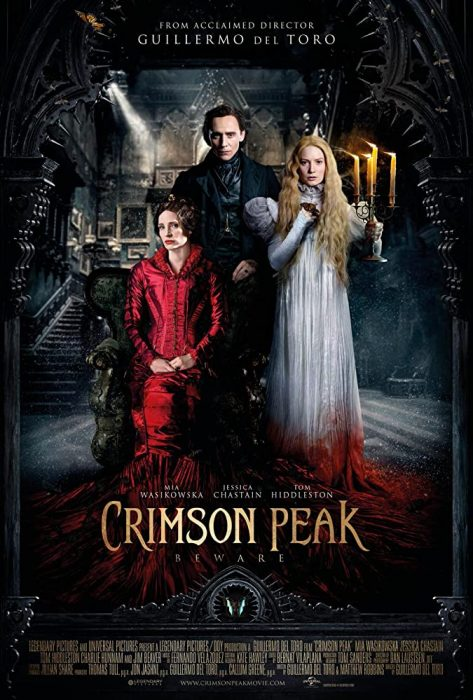 Gothic melodrama Crimson Peak with an unexpected denouement