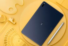 Huawei officially introduced the new MatePad tablet