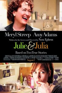 Julie and Julia Cooking Recipe Happiness