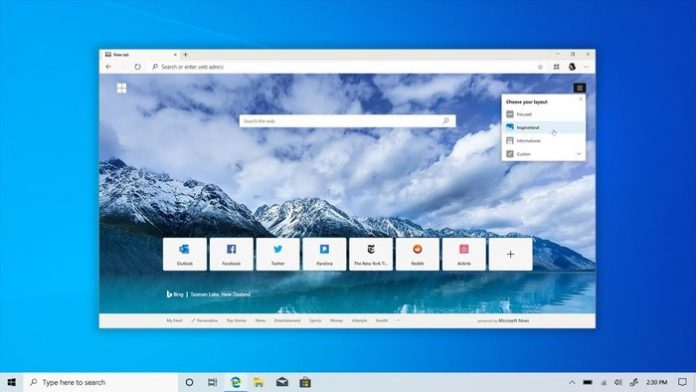 Microsoft Edge has become the second most popular web browser