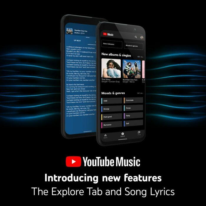 YouTube Music News