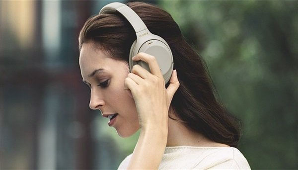 Sony WH-1000XM4 Noise cancelling Headphone