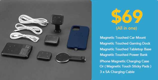 Magfaster Magnetic charger -12-